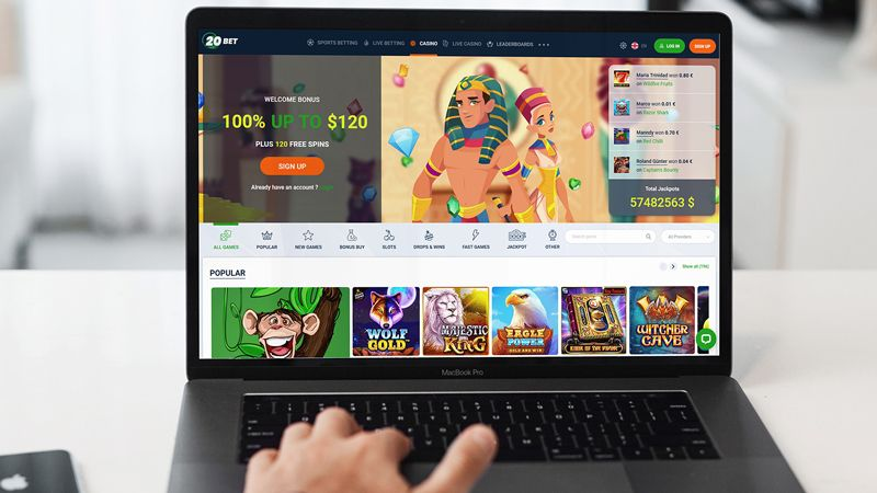 Top 3 trusted casinos - 20bet