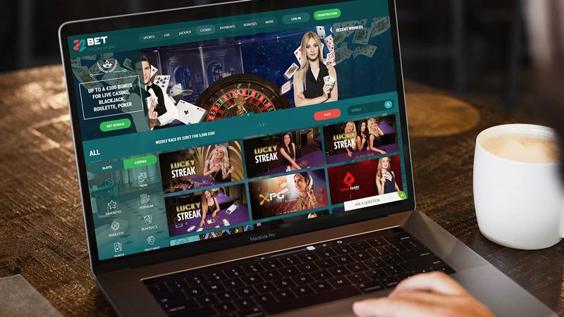 Top 3 trusted casinos - 22bet