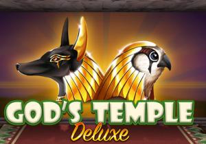 God's temple deluxe logo